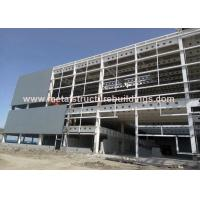 Q345B Heavy Structural Steel Fabrication Modern Designed Easy To Erection for sale