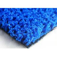 Quality Slip Resistant Artificial Turf For Cricket Pitch PP Composite  Tennis / Basketball for sale