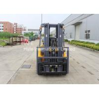 Quality Mechanical Gas Powered Forklift 2.5T 6m High Efficiency With External Air Filter for sale