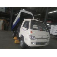 2020s new forland mini 4*2 LHD/RHD diesel road sweeper truck for sale, factory sale best price forland street sweeper for sale