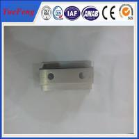 Quality china aluminum solar panel mounting clips YUEFENG aluminum extrusion for sale