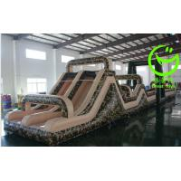 Quality Hot selling boot camp inflatable obstacle course  with 24months warranty GT-OBS-0566 for sale