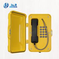 Quality Heavy Duty IP67 weather resistant telephone for Railway Tunnel , Marine for sale
