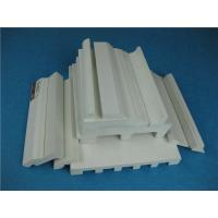 Quality Playground PVC Extrusion Profiles / Grain Extruded Plastic Profiles for sale