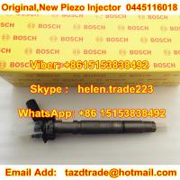 Quality BOSCH Original Piezo Injector 0445116018, 0445116017 , 33800-2F000 , 31272690 for sale