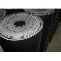 China High Tear Resistant Silicone Rubber Sheet Roll For Solar Laminator Max Width 4000mm on sale