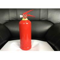Quality Multi Purpose Powder Fire Extinguisher , 1kg Fire Extinguisher With Bracket / Hook for sale