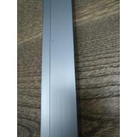 Quality Darkness Nickel Coating Gray Anodized Aluminium Industrial Profile 6063-T5 / 6005-T6 for sale
