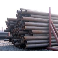 "Quality A106 6"" Hot Rolled Seamless Pipe API 5L ASTM A53 , Galvanized / Black Carbon Steel Pipe for sale"