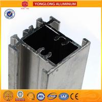 Quality 6063 6061 6060 Aluminum Alloy Profile / Sliding Glass Window Frame Parts for sale