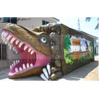 Quality 5D cinema movie dinosaur box , 5D Movie Theater with specail design for sale