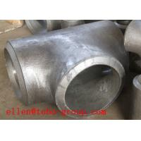 Quality ASTM A815 WP S31254 lateral tee for sale