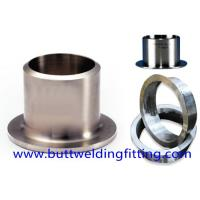 Quality Stainless Steel Stub Ends / Butt Weld Fittings ASTM A403 316/316L 6'' SCH40  ANSI B16.9 for sale