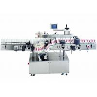 Quality Food and Beverage Automatic cold glue labeling machine for round bottles 380V, 50Hz for sale