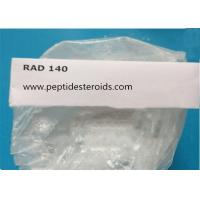 Buy cheap Legit Raw RAD140 Testolone SARMs White Powder For Enhancing Performance from wholesalers