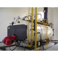 Quality Electric 8 Ton Pressure Vessel Gas Fired Water Steam Boiler , Thermal Insulated for sale