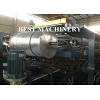 Buy Z Lock EPS Sandwich Panel Production Line Line Light Weight Chain Driven System at wholesale prices