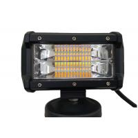 Quality Mini 5 Inch Amber LED Strobe Light Bar , Off Road LED Light Bar Strobe for sale