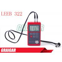 Quality 2AAA Leeb322 Ultrasonic Thickness Tester High Resolution Used In Petroleum for sale