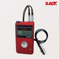 Quality Steel Wall Ultrasonic Thickness Gauge distributor price  Handheld Digital With 1.2mm - 200mm Range for sale