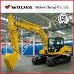 Quality farming machine chinese excavator yuchai excavator DLS160-9 for sale