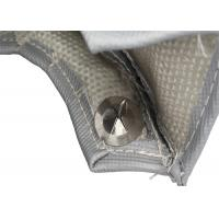 Buy 8cm Width Heat Insulation Titanium Turbo Blanket With Stainless Steel Mesh Lined at wholesale prices
