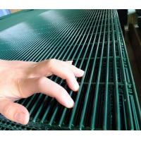 Quality pvc high security fence 358 security fence prison mesh security screen mesh for sale