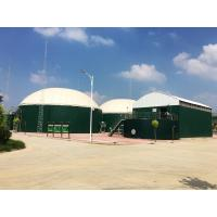Quality Anti Bacteria Bolted Steel Water Tanks 6.0 Mohs Hardness 30 Years Service Life for sale