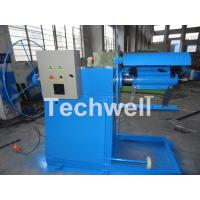 Buy cheap Industrial Automatic Hydraulic Decoiler Machine , Sheet Decoiling Machine from wholesalers