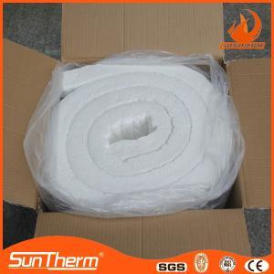 Quality Thermal insulation ceramic fiber blanket for sale