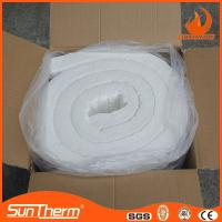 Buy cheap Thermal insulation ceramic fiber blanket from wholesalers