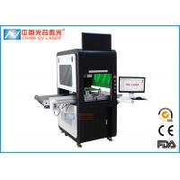 Buy cheap 20W Air Cooling Enclose Fiber Laser Marking Machine Raycus For Plastic from wholesalers