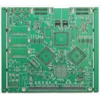 Quality FR4 Double sided PCB board HASL Finish , 0.3mm Min. Line RoHS Certification for sale