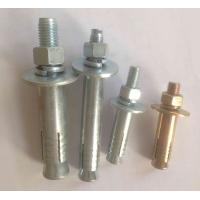 Quality Stainless Steel Elevator Bolts for sale