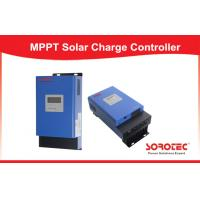 Buy High Efficiency 5200W MPPT Solar Controller for Solar Power System , 100A Charge Current at wholesale prices