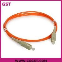 Quality SC-SC Multimode Fiber Optic Patch Cord for sale