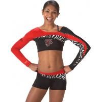 Buy cheap sublimation printing Cheerleading Uniforms from wholesalers