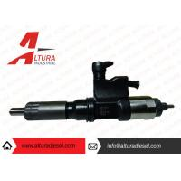 Quality Silver / BlackCommon Rail Injector Denso Fuel Injector 095000-5471 for sale