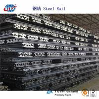 Quality Heavy Steel Rail 50kg/M Steel Rail for sale