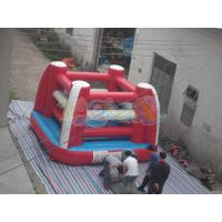 Quality Small Inflatable Boxing Ring for sale