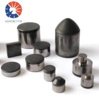 Quality China professional PDC Drill Bit Cutter / PDC Diamond Drill Inserts for sale
