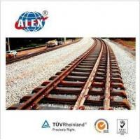 Quality New Technology Steel Railway Sleeper for sale