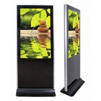 China LCD Advertising Display 32''43''55''65'' Android All in One Touch Screen LCD Monitor Advertising screen on sale