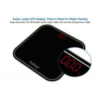 Quality Huge Wide Screen Digital Body Weight Scale With AAA Battery Power Supply for sale