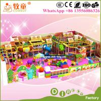 Guangzhou Cowboy Factory Price Commercial Kids Indoor Playground Equipment for Sale for sale