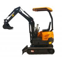 China Factory Supply CE Approved XN15 Mini Digger With Best Prices for sale