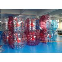 Quality 1.5M TPU Interstitial  Inflatable Bumper Ball Battle Sumo Zorb With CE for sale