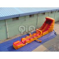 Quality Commercial Inflatable Water Slide Combination for sale