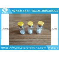 Injectable Melanotan II Peptide Powder for Skin Tanning With Yellow Top 99% Purity