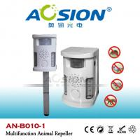 Buy Garden Ultrasonic And Passive Infrared Dogs Repeller at wholesale prices